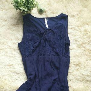 NY collection maxi dress.